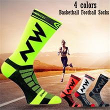 Breathable Sports Socks Male Women's Quick-drying Nylon Socks Cycling Socks Sportswear Accessories F