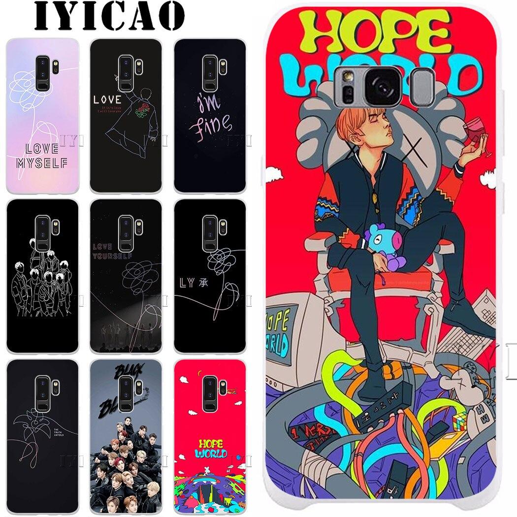 NCT 127 Kpop grupo Menino capa Samsung Galaxy A3 A5 A6 A7 A8 Plus A9 A10 A30 A40 A50 a70 M10 M20 M30 A10S A20S A30S A40S A50S