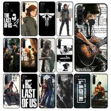 YNDFCNB The Last Of Us TPU Soft Silicone Phone Case for Xiaomi Redmi 5 5Plus 6 6A 4X 7 8 Note 5 5A 7