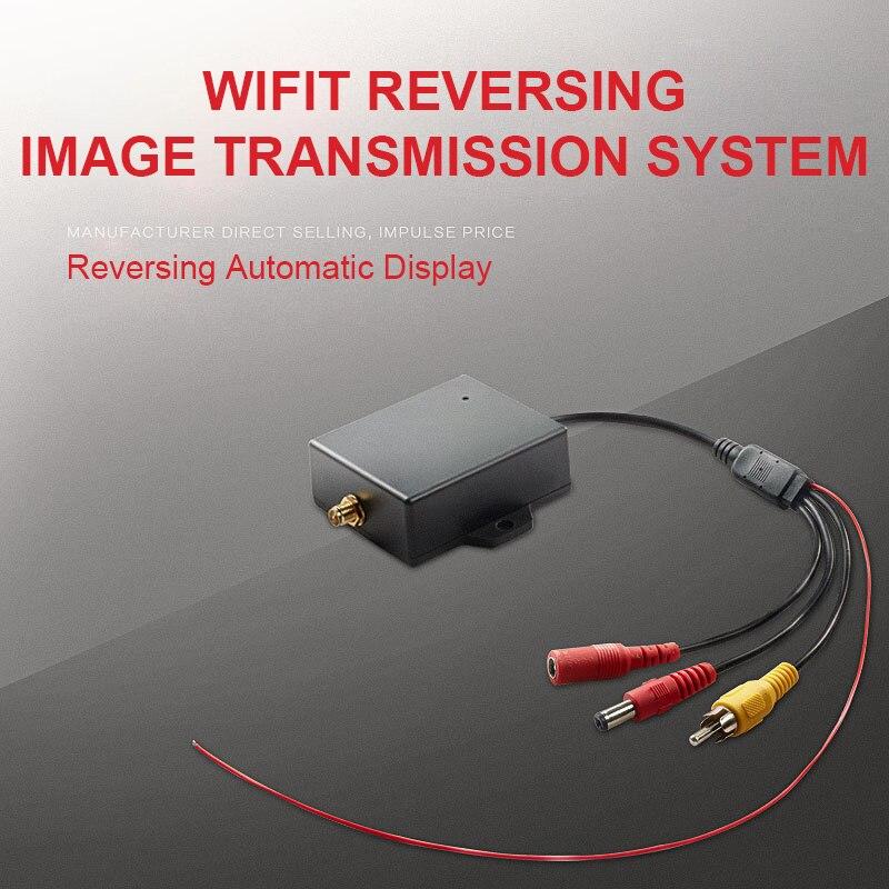 Wireless WiFi Module Wireless WiFi Reversing Camera AV to WiFi Module WiFi Car Rear View