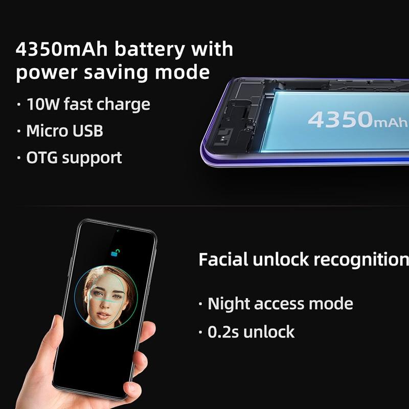 DOOGEE X95 Mobile phone 6.52