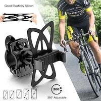mobile phone bicycle holder stand for cell phone smartphone bike holder support motorcycle mobile holder