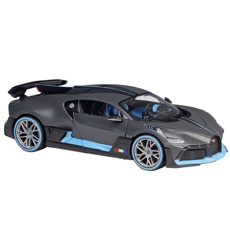 il divo brasília Модель автомобиля Bugatti Divo, 1:24