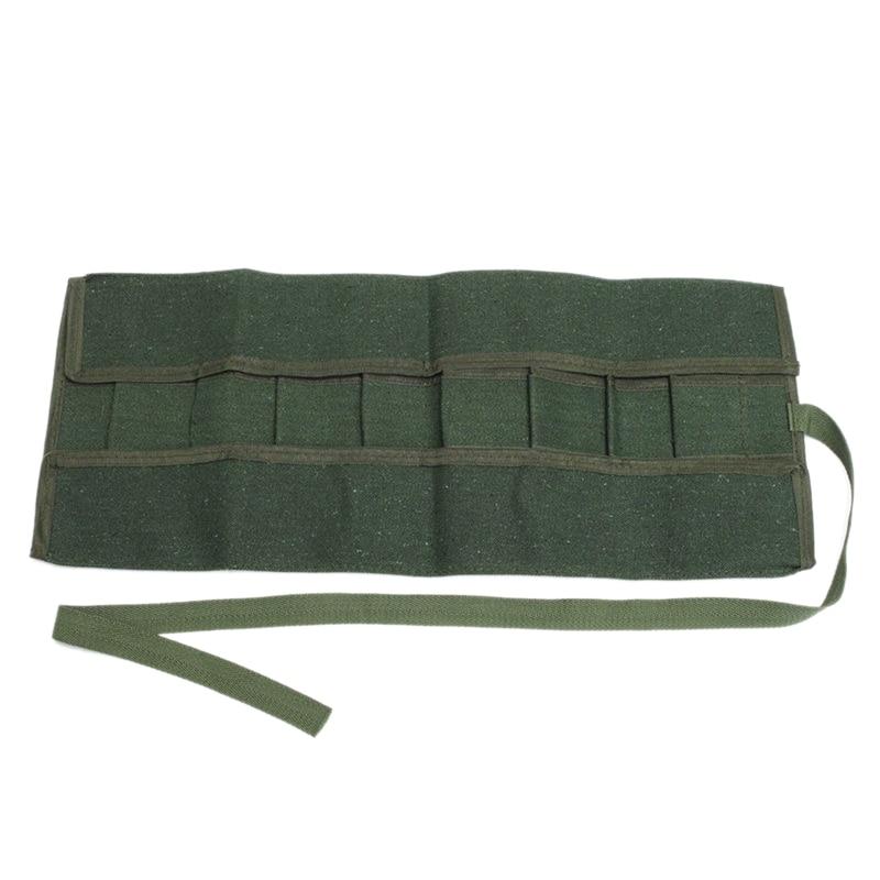 BMBY-600x430Mm японский Бонсай инструменты для хранения посылка рулон сумка холст набор инструментов чехол