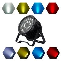 waterproof led par 24x10w rgbw light outdoor ip65 4in1 dmx effect stage professional dj wedding par lights