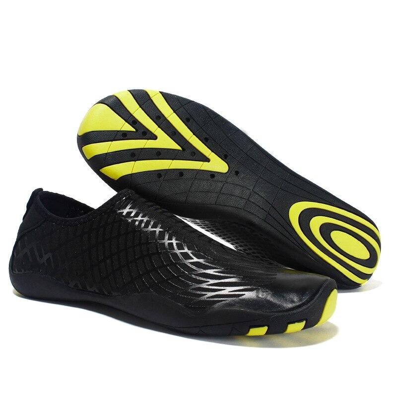 Men Women Water Sports Shoes Quick Dry Barefoot Aqua Socks Swim Shoes for Pool Beach Walking Yoga La