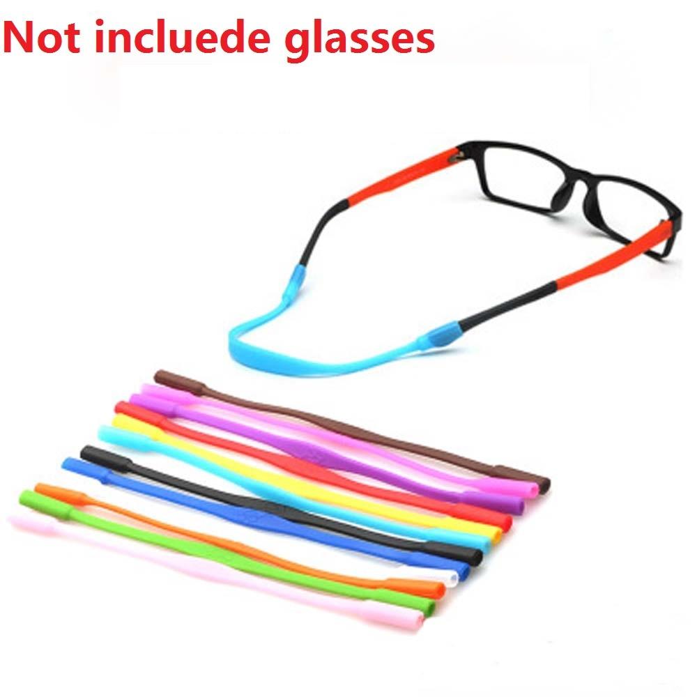 1 Pcs Silicone Eyeglasses Strap Children Glasses Safety Band Strap Retainer Sunglasses Band Cord Hol