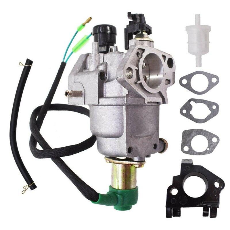 Карбюратор для Honda GX340 GX390 188F, двигатель двигателя 11HP 13HP, запчасти для генератора
