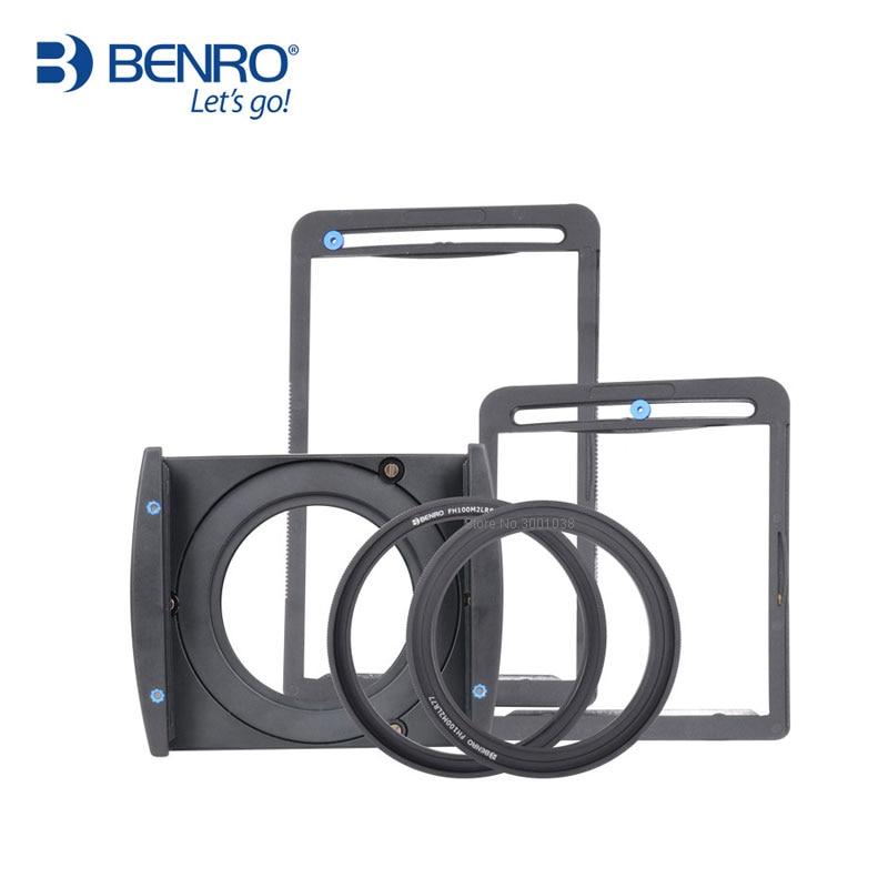 Benro FH 100 M2 Master 100mm Filter Halter mit Filter Rahmen kit