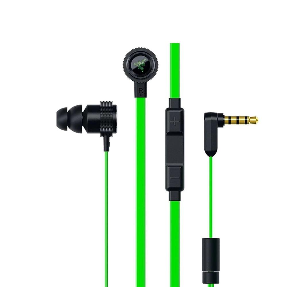 Hammerhead Pro V2 for razer سماعة مع مايكروفون سماعة ألعاب رياضية سماعات أذن بأسلاك 3.5 مللي متر سدادات أذن PK i90000 Max i90000 Pro TWS