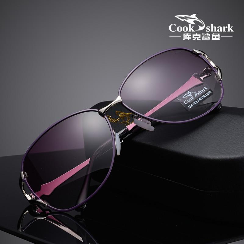 كوك شارك-نظارة شمسية نسائية مستقطبة ، نظارات شمسية نسائية مستقطبة ، مناسبة للقيادة ، خفيفة للغاية ، كلاسيكية ، جديدة ، 2020