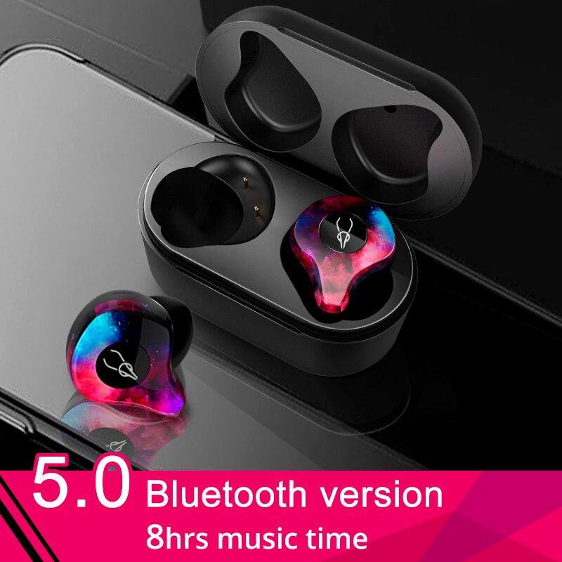 Suitable Huawei Sabbat Tws Wireless Earbuds Bluetooth 5.0 HSP Hifi Stereo Sport Waterproof Wireless Earphone Portable enlarge