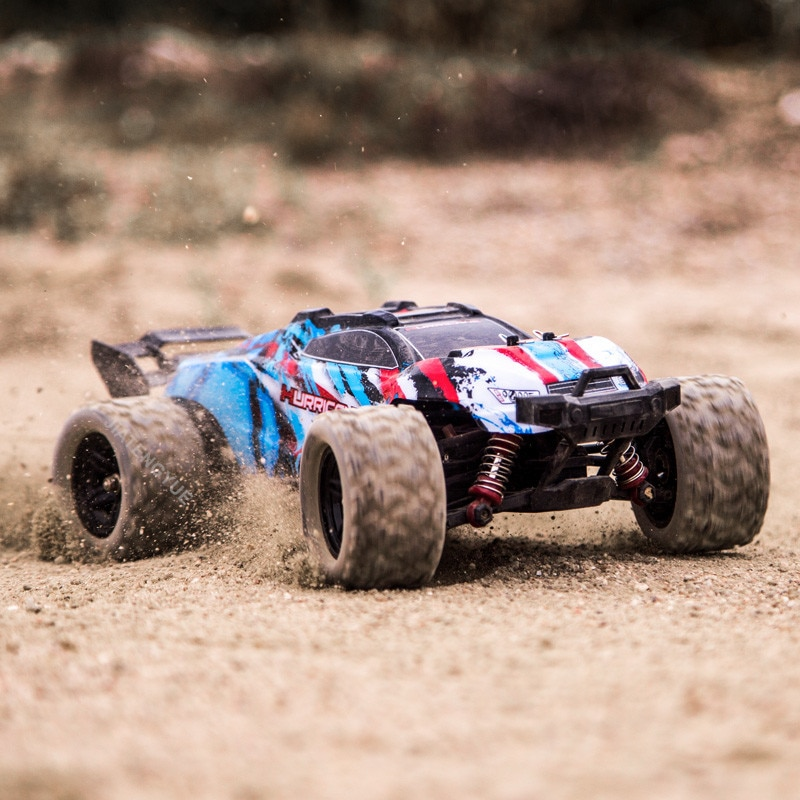 JTY Toys 50km/h RC Truck Bigfoot Monster Waterproof Remote Control Buggy Trucks 4WD Crawler Radio Control Cars For Adults enlarge