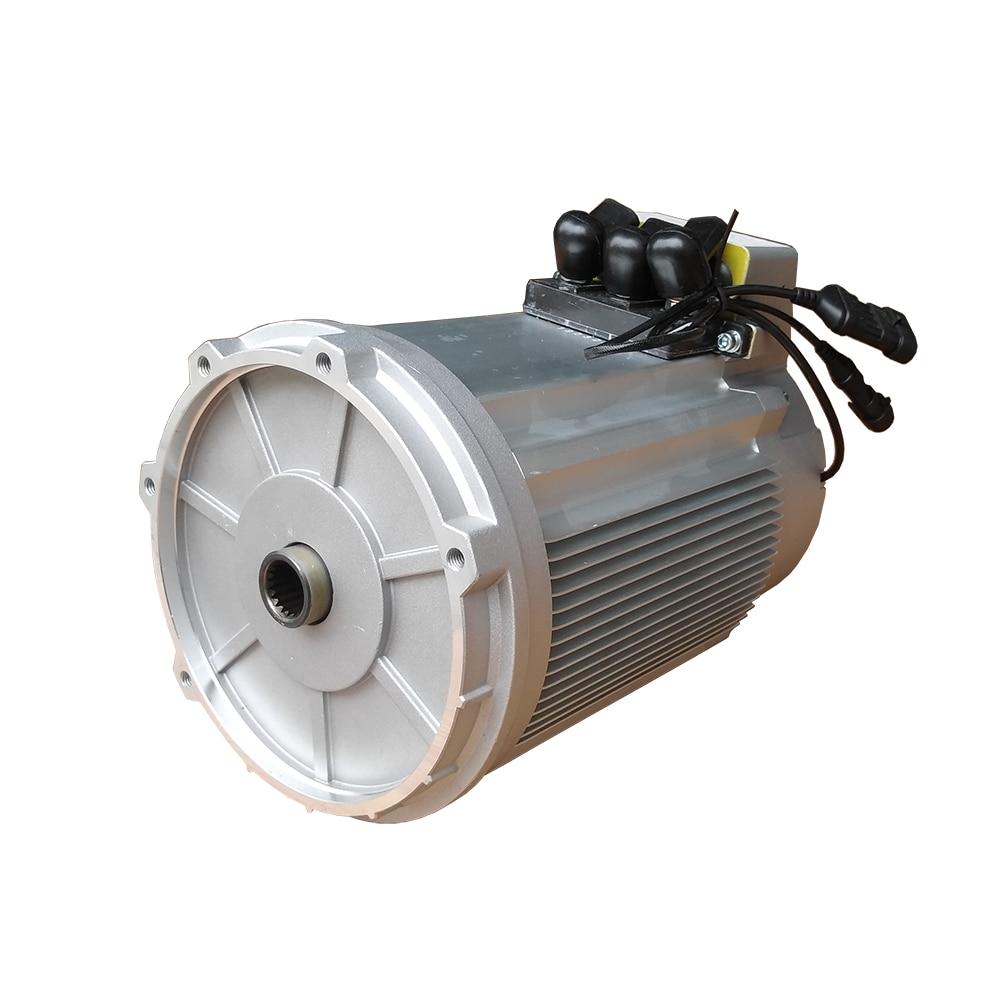 Kit De conversión De Gasolina A coche eléctrico, 72V, 130Ah, Lifepo4, Motor...
