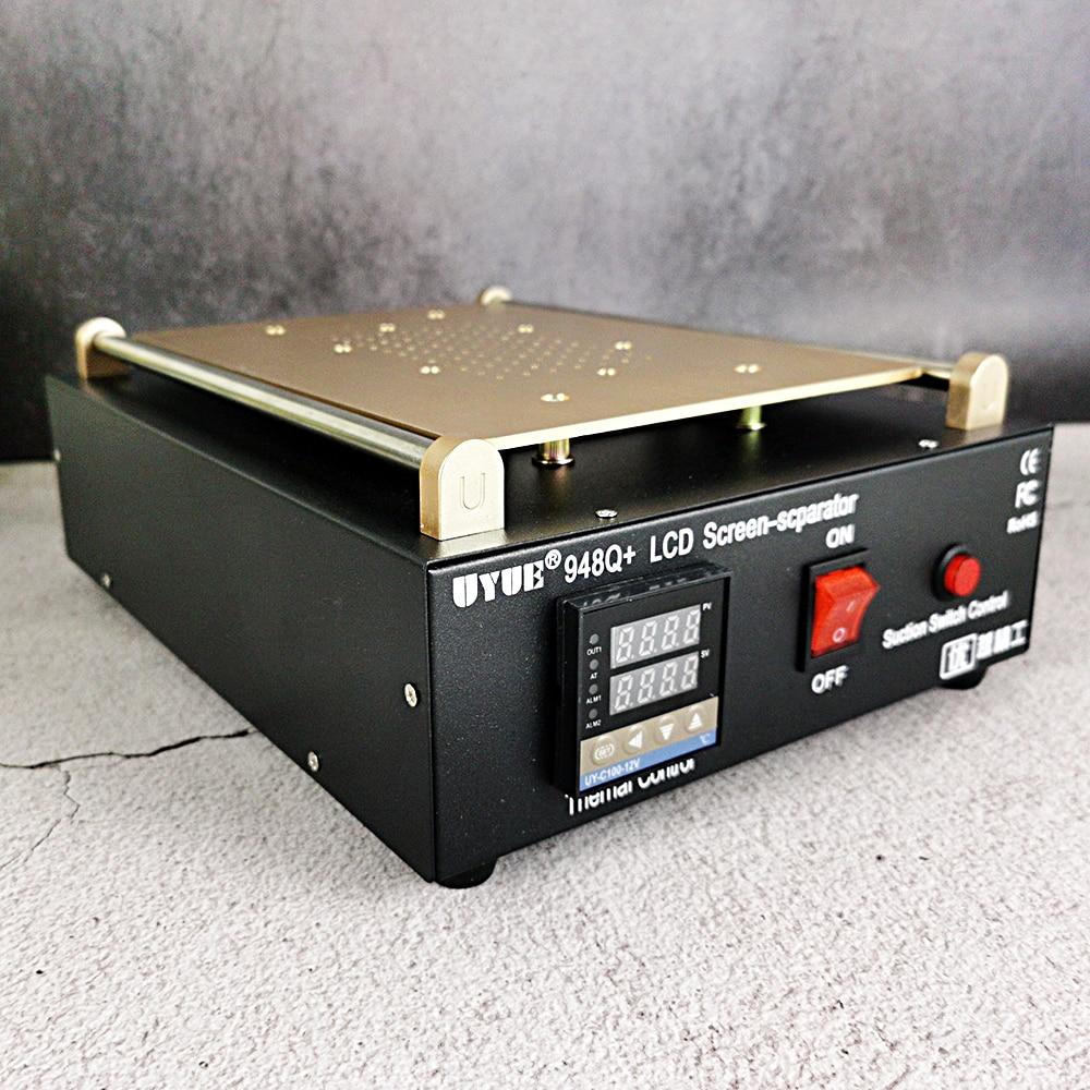 For 948q 11-Inch Glass LCD Separator Mobile Phone Pad Touch Screen Renovation Repair Kit Built-in Pump enlarge