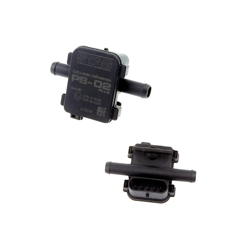 5 Pins MAP Sensor PS-02 Plus Gas Pressure Sensor For LPG CNG Conversion Kit Car Accessories