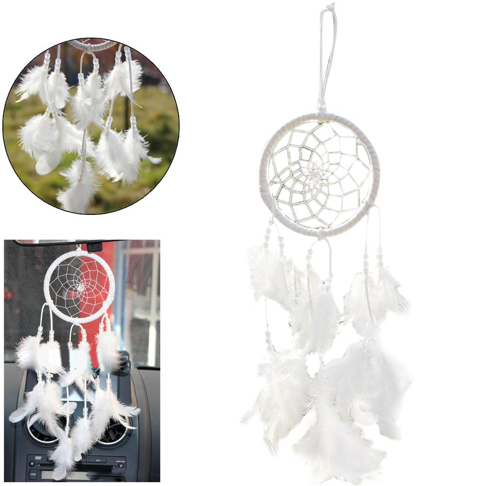 3 Soorten Nieuwe Handgemaakte Dream Catcher Netto Veren Muur Opknoping Decoratie Ornament