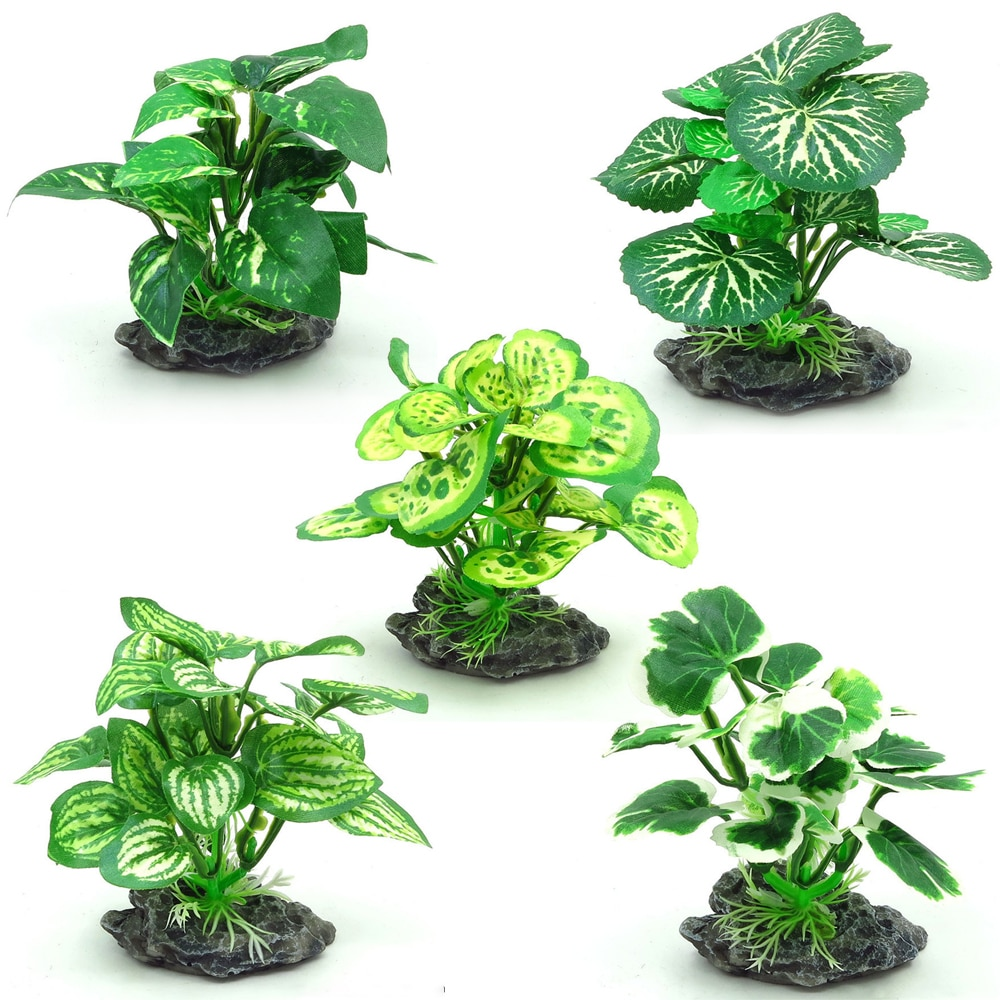 Искусственные растения аксессуары для аквариума искусственная трава воды