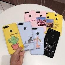 Étui pour Huawei Y6 Y 6 Prime Y6Prime 2018 ATU-L31 5.7