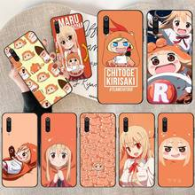 PENGHUWAN ute Umaru chan Anime TPU black Phone Case Cover Hull for Xiaomi Mi9 9SE 8SE Pocophone F1 M