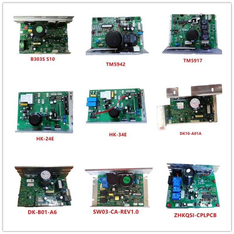 B303S S10, TM5942, TM5917, HK-24E, HK-34E, DK10-A01A, DK-B01-A6, SW03-CA-REV1.0, ZHKQSI-CPLPCB