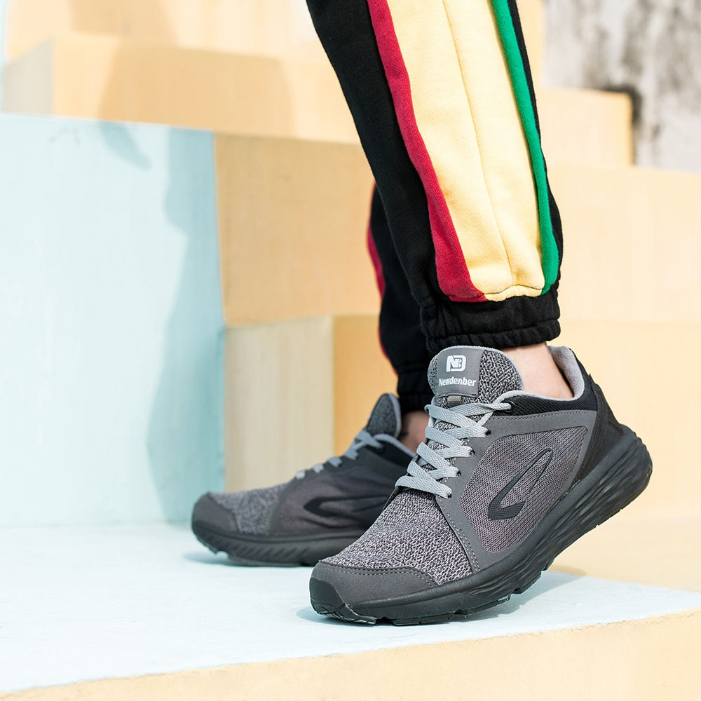 WOTTE modna siatka mężczyźni obuwie sznurowane męskie buty lekkie oddychające Walking męskie tenisówki duży rozmiar 40 ~ 50 tenis hombre