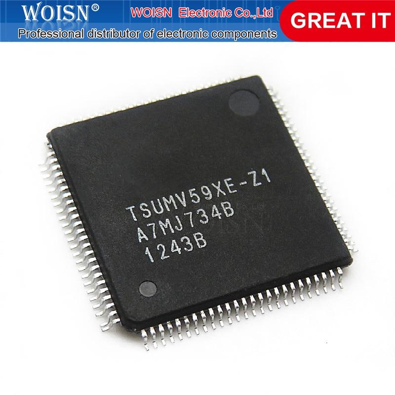 2PCS TSUMV59XES-Z1 TSUMV59XE-Z1 TSUMV59XU TSUMV59XUS TSUMV59XUSC-Z1 TSUMV59XUS-SJ TSUMV59XUS-Z1 TSUMV59XUS-Z1-SJ