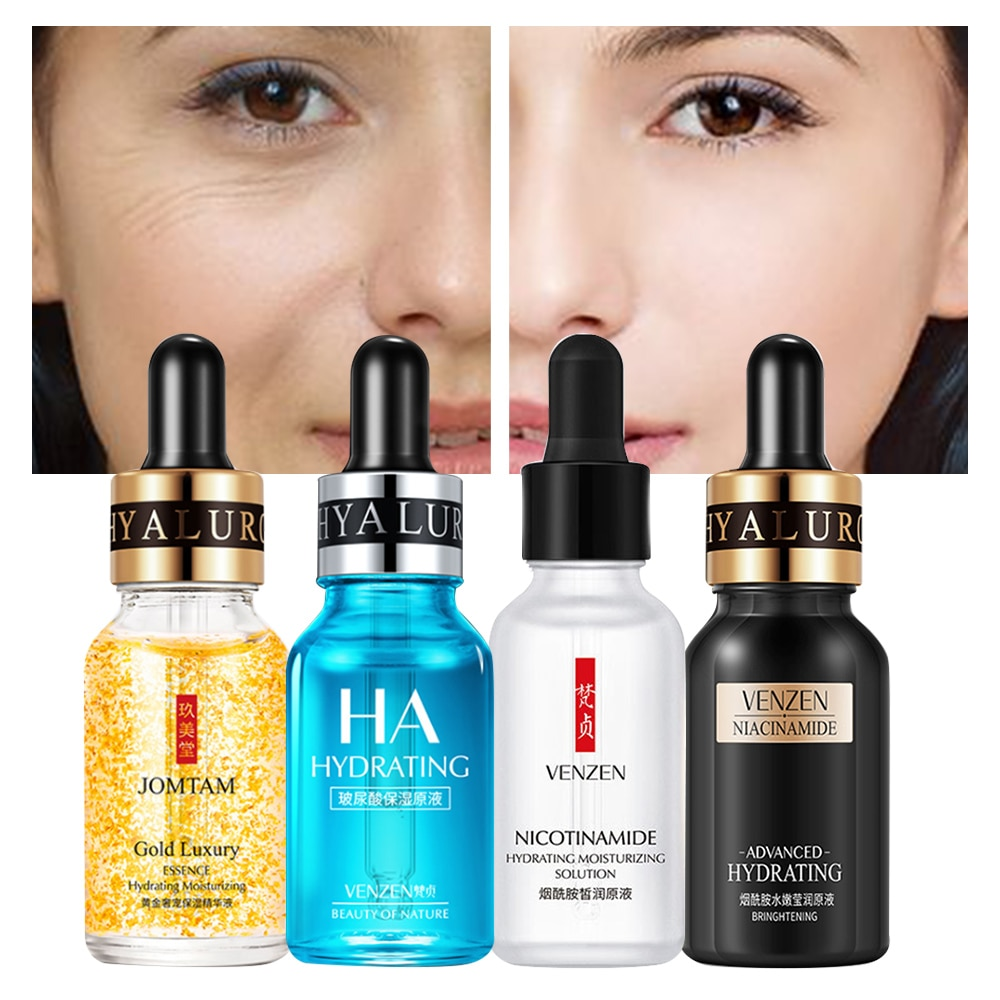 Face Serum Acne Treatment Anti-Aging Anti Winkles Facial Essence Blackhead Remover Whitening Moisturizing Skin Care недорого