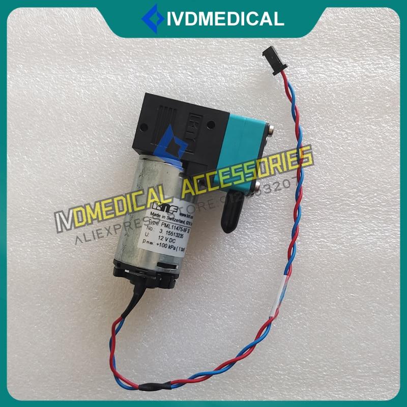 Original Mindray Hematology Analyzer BC5180 BC5200 BC5000Vet BC5300 BC5310 BC5380 Waste Pump Vacuum Pump Rotation Pump