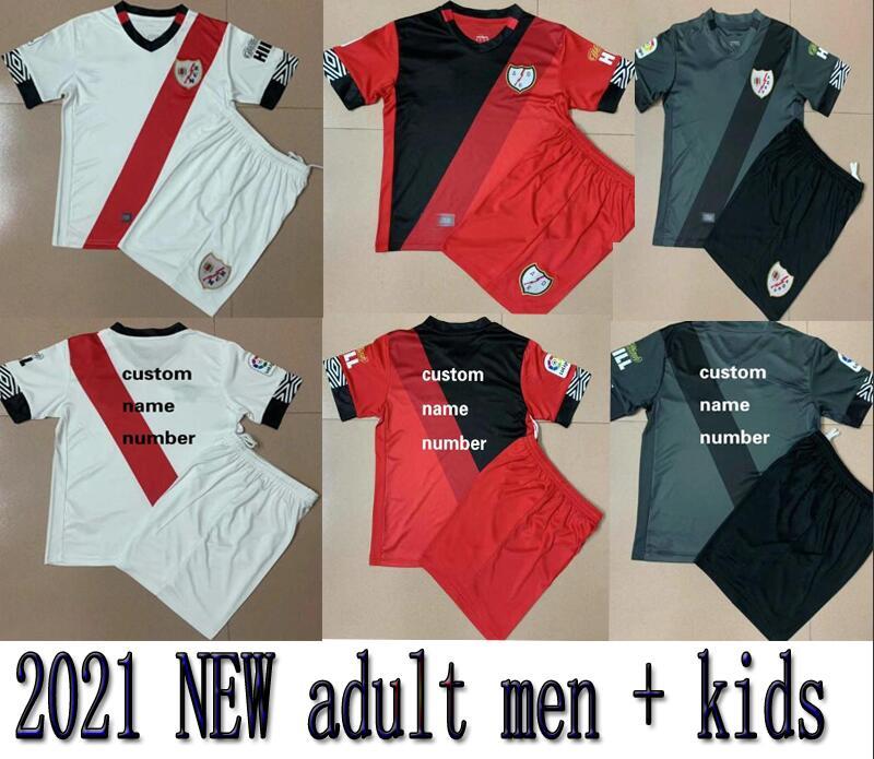 Camiseta de fútbol para hombres y niños, camiseta de fútbol de Rayo...