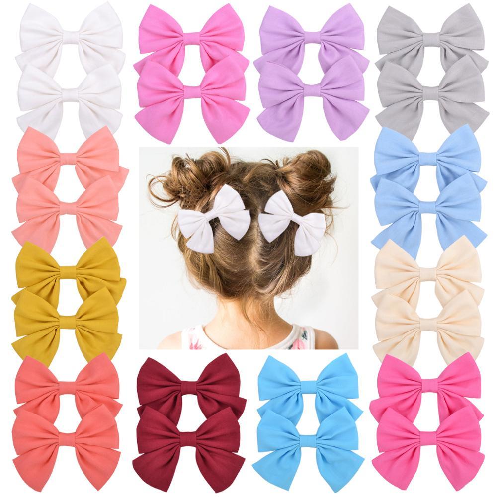 Детские заколки для волос с цветочным принтом, с зажимом, ручной работы, 063