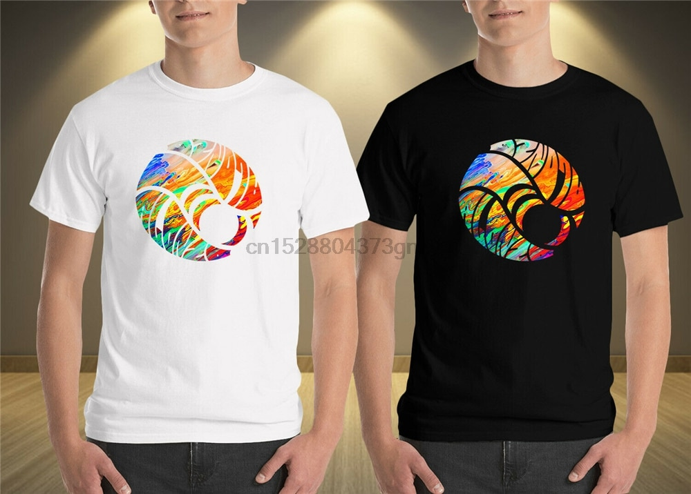 Nuevo Sunn O) logotipo de la banda de Metal Rock Band negro blanco camiseta S-2Xl D ropa deportiva camiseta