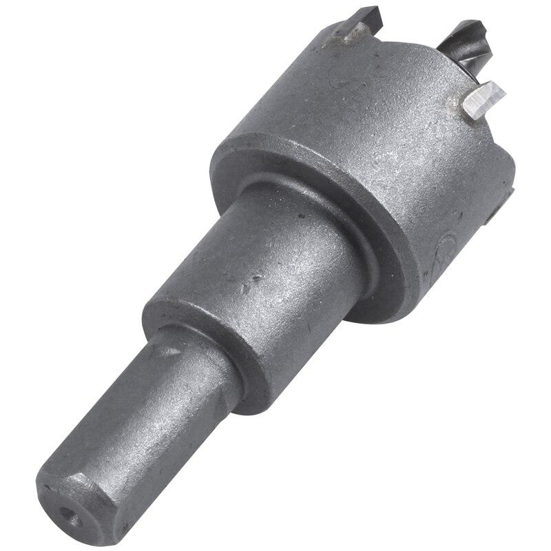 Broca para taladro, núcleo de sierra, perforación de agujero de taladro, núcleo de corona, diámetro de perforación 25mm