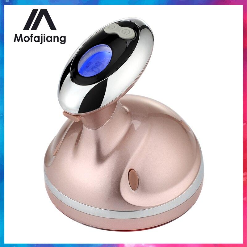 Emagrecimento ultra-sônico massageador rf cavitação corpo moldar perda de peso queimador de gordura anti celulite endurecimento dispositivo pele aperto