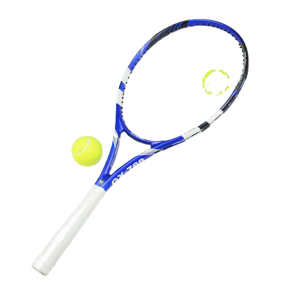 Outdoor Sports Children's Tennis Racket, Male and Female Athletes, Professional Athletes, Full Carbon Racket Sports Goods