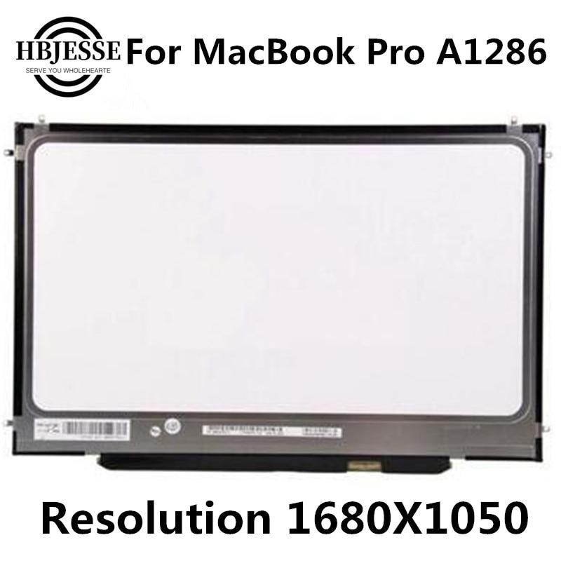شاشة LED LCD لجهاز Macbook Pro 100%