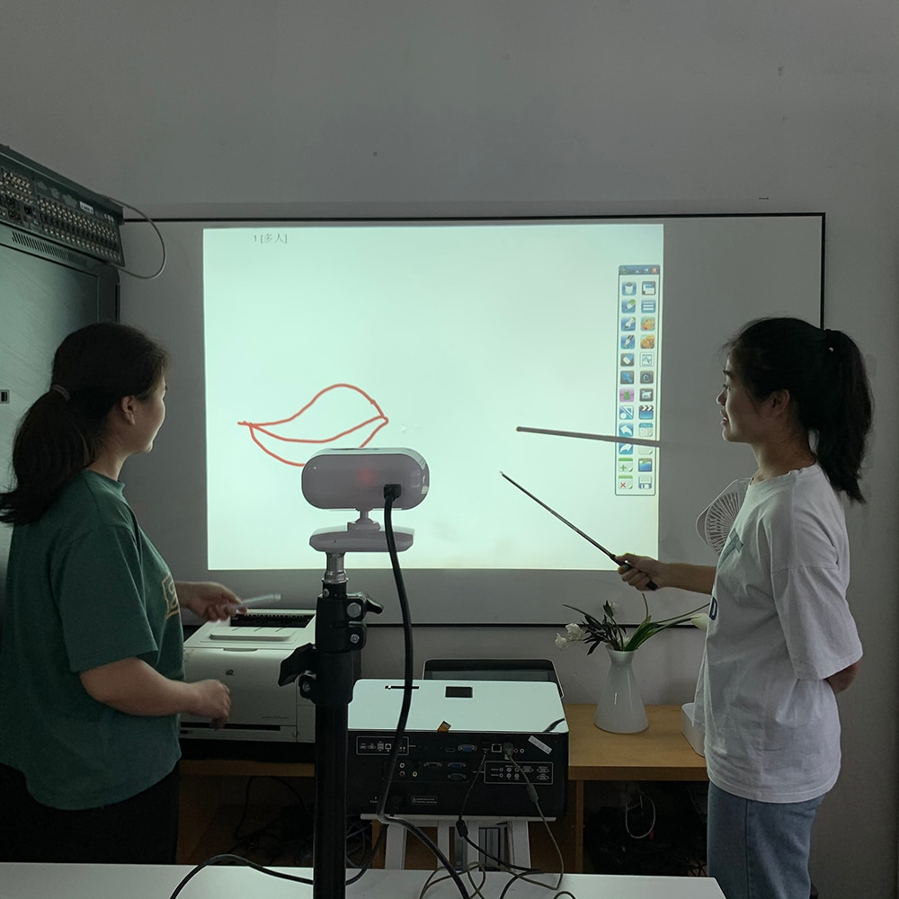 Проектирование Pie USB портативные интерактивные доски IWB с высокостабильным обучающим оборудованием, интерактивные инструменты для проекто...