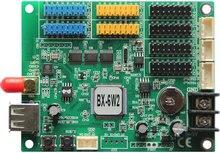 Contrôleur wifi BX-6W2 comparer BX-5U BX-5A ont plus de haute station de soutien programme de téléchargement USB pour les grands écran LED de location