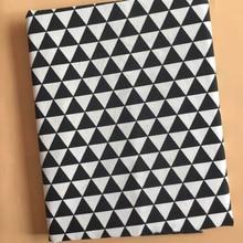 Impression sur toile 5140 tissu pour nappe bagage à la main bricolage couture Polyester coton sergé résistant à lusure série tissu