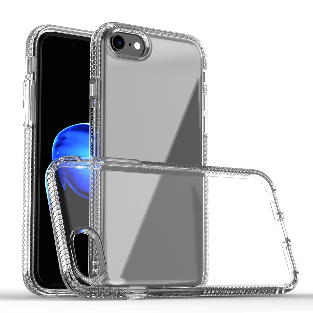 HD Clear Case For iPhone 6s TPU Back Cover With Air-Bag Anit-Shock&Fall&Dust&Scratch Full Protection