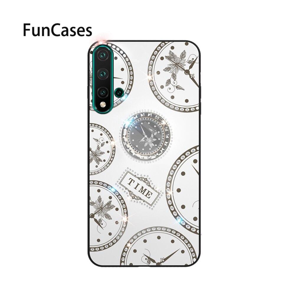 Чехлы для мобильных телефонов Huawei Nova 6 милый чехол Мягкий силиконовый чехол Honor 30 6 20 20S Pro 30S 4 10 Lite 3 5i 5T P Smart 2019 5 3i