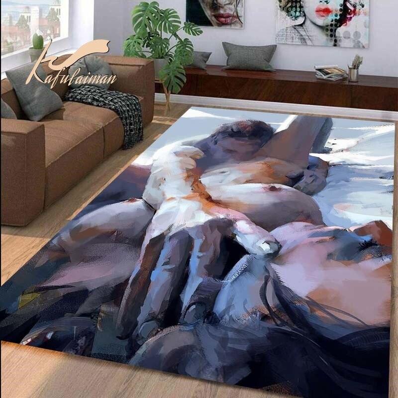 Romántica decoración para habitación de Alfombra para SALA DE creativo baño Mat...