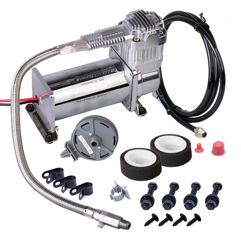 MAXPOWER-pompe de compression dair pour véhicule, sortie 12V DC, 1/4 NPT, 200 PSI / 1.58 CFM, nouveau DESIGN
