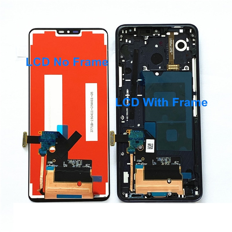 For LG  G7 ThinQ LM G710 LCD For  LG G7  Display LCD Screen Touch Digitizer Assembly ThinQ LM G710  Lcd with Disassembly tools enlarge