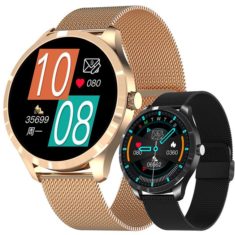 Q9L Smart Watch Women's Wristwatch Men's Watches Sports Watch Smartwatch 2021 Heart Rate Sleep Monitor Bracelet Electronic Clock