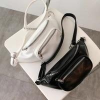 top brand waist bags ladies chain chest bag designer luxury crossbody bag fanny pack cross body bag woman leather waist bag