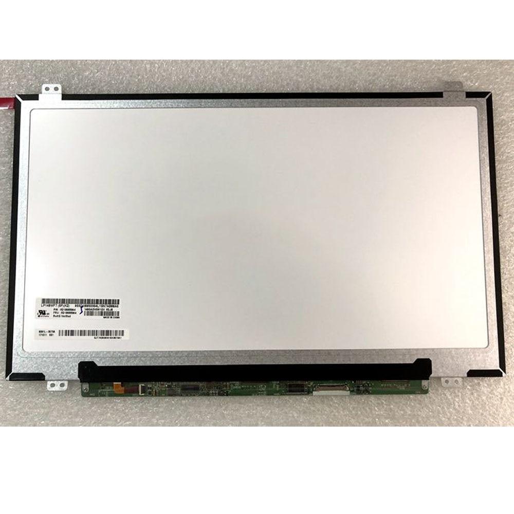 14.0 polegada ips lcd matrix 1920x1080 lp140wf3 spl1 spd1 lp140wf6 spb3 spb4 30pin para lenovo t440s portátil tela lcd display led