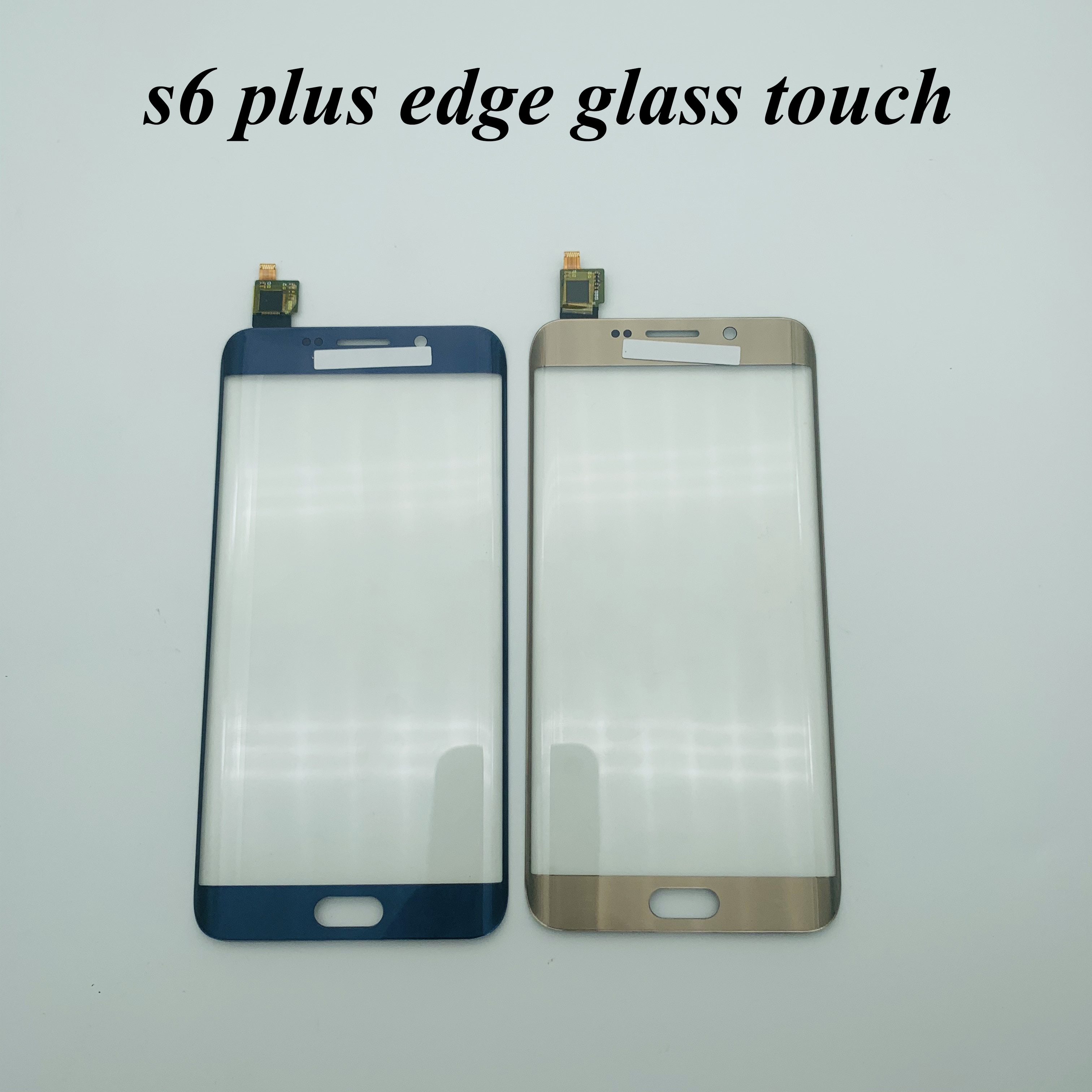 S6 plus edge g928 écran LCD verre tactile remplacement pour téléphone portable remettre à neuf TP stratification