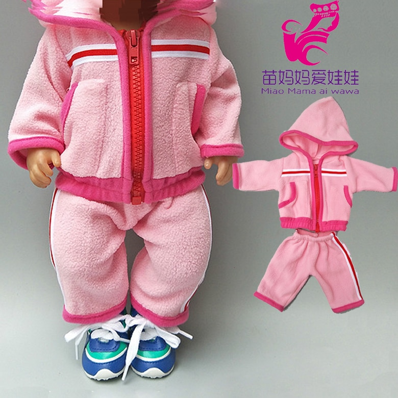 43cm  doll jacket clothes for 18
