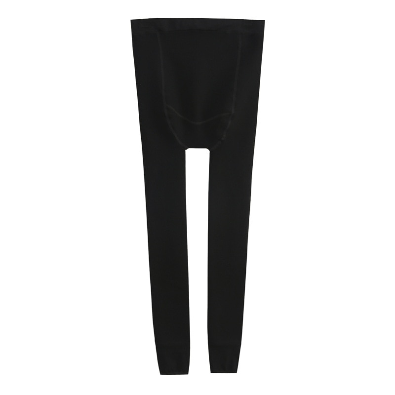 Pregnant Women's Trousers Belly-lifting Pants Autumn &Winter Wear Warm  Ylon Tights Adjustable Large Size Slim Women's Legging enlarge